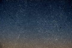Fondo blu astratto dello spazio in bianco blu scuro Immagini Stock