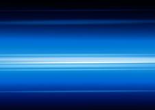 Fondo blu-chiaro astratto della banda illustrazione di stock