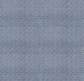 Fondo blu-chiaro di alluminio e dell'acciaio inossidabile Immagine Stock Libera da Diritti