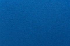 Fondo blu da una materia tessile Immagine Stock Libera da Diritti