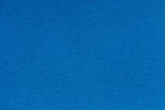 Fondo blu da una materia tessile Fotografie Stock Libere da Diritti