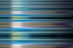 Fondo blu della sfuocatura di velocità, fuoco selettivo Fotografia Stock Libera da Diritti