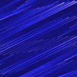 Fondo blu di affari con le linee blu Fotografia Stock Libera da Diritti