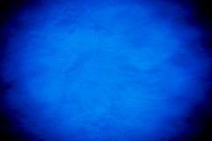 Fondo blu di struttura Fotografie Stock Libere da Diritti