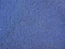 Fondo blu di struttura Fotografia Stock