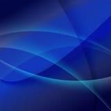 Fondo blu di vettore illustrazione di stock