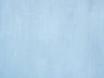 Fondo blu pastello di struttura della parete del cemento Fotografia Stock