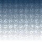 Fondo blu scuro astratto di tecnologia royalty illustrazione gratis