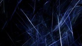 Fondo blu scuro con le bande oscure Immagine Stock Libera da Diritti