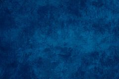 Fondo blu scuro irregolare di struttura fotografia stock libera da diritti