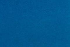 Fondo blu strutturato della tela Fotografia Stock Libera da Diritti