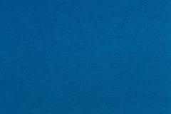 Fondo blu strutturato della tela Immagini Stock Libere da Diritti