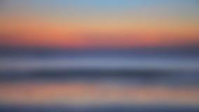 Fondo borroso de la salida del sol, luz de la madrugada, los fenómenos de la iluminación natural Imagen de archivo libre de regalías