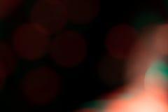 Fondo borroso defocused abstracto de la textura del bokeh del día de fiesta - la Navidad Fotografía de archivo