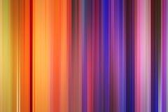 Fondo borroso extracto con las líneas coloridas ilustración del vector