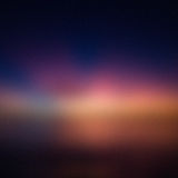Fondo borroso puesta del sol Imagen de archivo