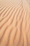 Fondo borroso textura de la duna de arena Fotos de archivo