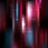 Fondo brillante abstracto del brillo Foto de archivo libre de regalías
