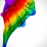 Fondo brillante abstracto multicolor Elementos para el diseño Fotografía de archivo libre de regalías