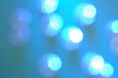 Fondo brillante abstracto púrpura azul Fotografía de archivo libre de regalías