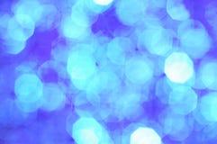 Fondo brillante abstracto púrpura azul Imágenes de archivo libres de regalías