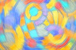 Fondo brillante coloreado Imágenes de archivo libres de regalías
