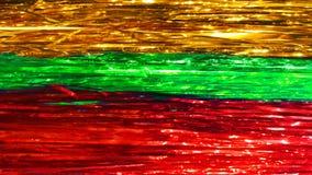 Fondo brillante colorido del Año Nuevo de la Navidad Foto de archivo libre de regalías
