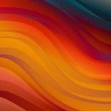 Fondo brillante colorido del extracto del vector Foto de archivo libre de regalías