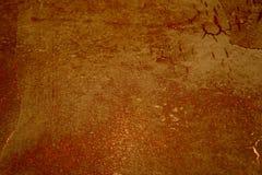 Fondo brillante de Brown y del cobre Fotos de archivo