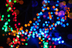 Fondo brillante de la Navidad Imagen de archivo libre de regalías
