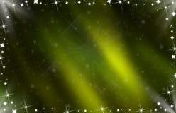 Fondo brillante de las estrellas Foto de archivo libre de regalías