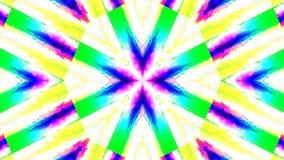 Fondo brillante del arco iris del resplandor solar abstracto Imágenes de archivo libres de regalías