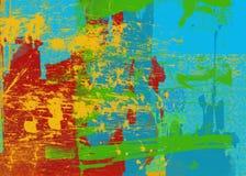 Fondo brillante del arte abstracto Fotos de archivo