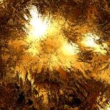 Fondo brillante del quadrato del metallo del metallo Fotografie Stock
