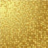 Fondo brillante dell'oro Immagine Stock