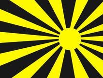 Fondo brillante di Sun Ray Beam Fotografie Stock Libere da Diritti