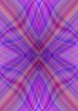 Fondo brillante en colores púrpuras con los Rhombus de intersección Imágenes de archivo libres de regalías