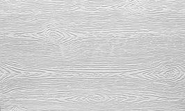 Fondo brillante sutil del grano de la superficie de la textura de madera blanca del modelo imagen de archivo libre de regalías