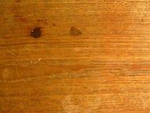 Fondo brunastro di struttura di legno Fotografie Stock