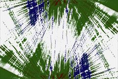 Fondo caótico abstracto imagen de archivo