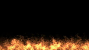 fondo caldo della fiamma dei fuochi d'artificio delle particelle del fuoco 4k stock footage