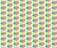 Fondo/carta da parati felici di Pasqua Immagine Stock