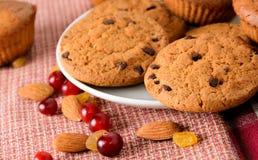 Fondo casalingo dei dolci Immagini Stock Libere da Diritti