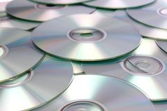 Fondo CD Imagenes de archivo