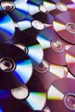 Fondo CD foto de archivo libre de regalías