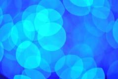 Fondo celebrador de las guirnaldas brilladas Foto de archivo libre de regalías