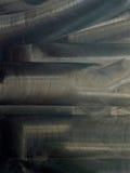 Fondo cepillado del extracto de la textura del metal Foto de archivo libre de regalías