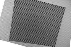 Fondo checkered blanco y negro Imagenes de archivo