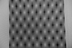 Fondo checkered blanco y negro Imagen de archivo libre de regalías