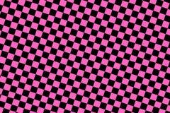 Fondo checkered rosado Imagen de archivo libre de regalías